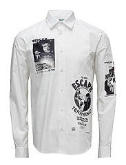 Casual shirt Main - WHITE