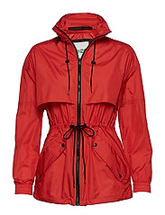 Outerwear Blous Main - MEDIUM RED