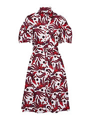 Dresses Main - MEDIUM RED