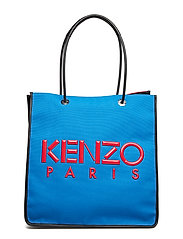 Shopping Bag Main - COBALT