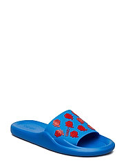 Flat Sandals Main - COBALT