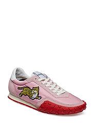 Low Top Sneaker Main - PASTEL PINK