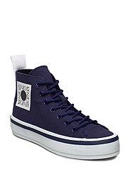 Low Top Sneaker Main - MIDNIGHT BLUE