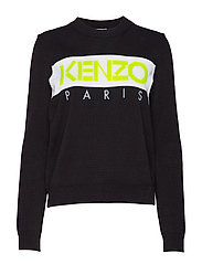 Pull Crew neck Main - BLACK