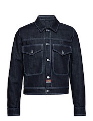 Outerwear Blous Main - NAVY BLUE