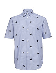 Shirt SS Main - SKY BLUE