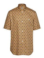 Shirt SS Main - DARK BEIGE