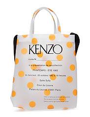 Shopping Bag Main - MEDIUM ORANGE