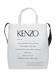 Shopping Bag Main - WHITE