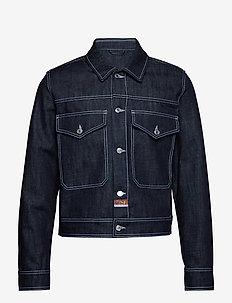 Outerwear Blous Main - NAVY BLUE
