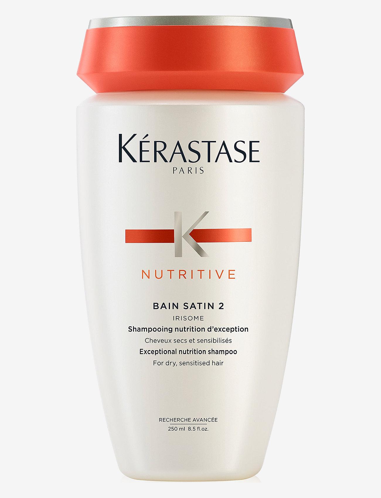 Kérastase - Nutritive Bain Satin 2 shampoo 250ML - shampoo - no colour - 0