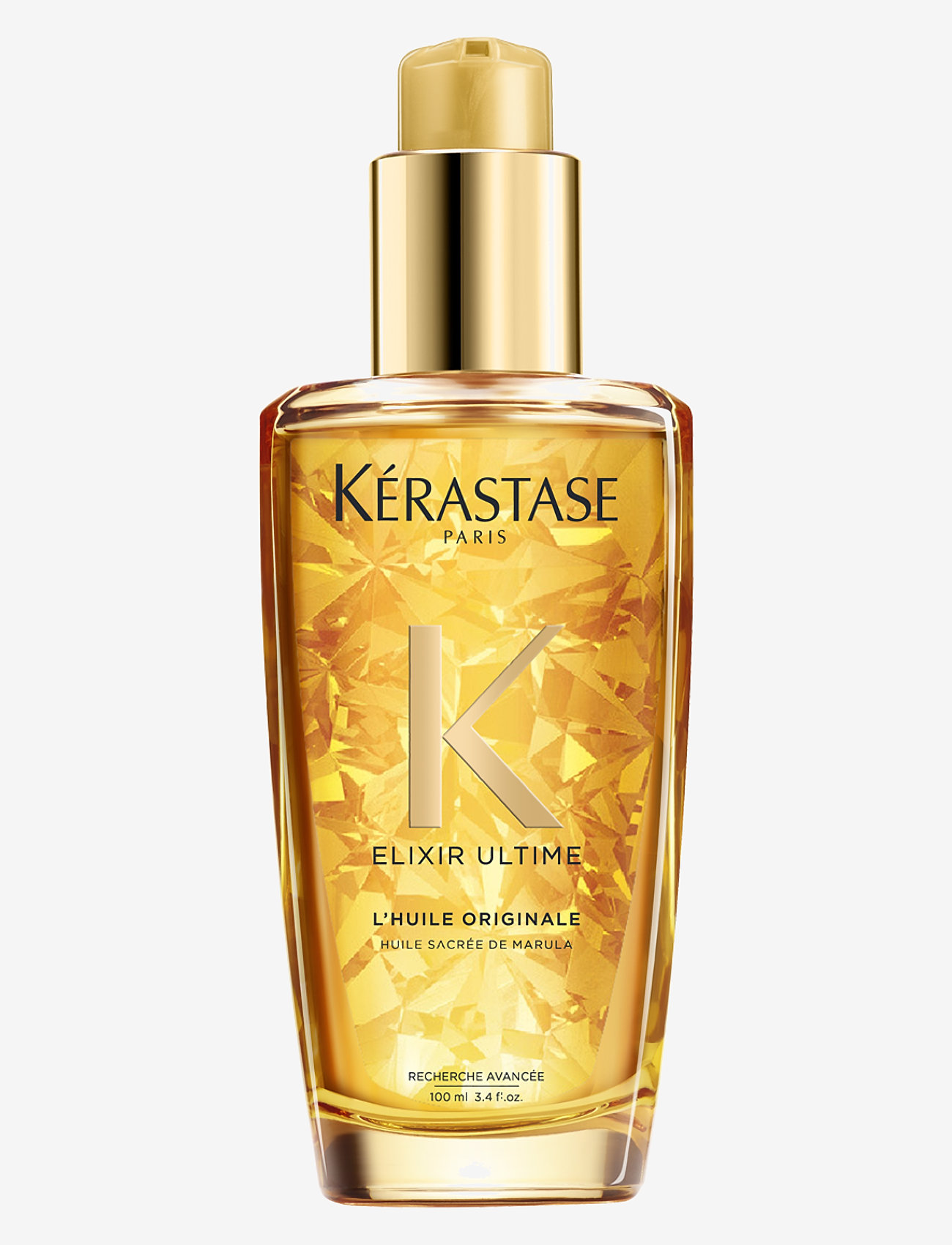 Kérastase - Elixir Ultime L'Huile Originale hair oil 100ML - håroljor - no colour - 1
