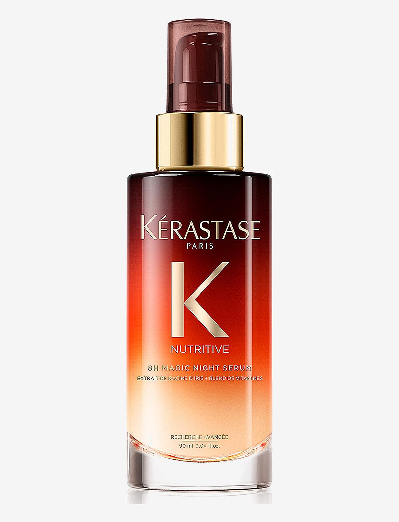 Kérastase - Nutritive 8H Magic Night Serum 90ML - behandling - no colour - 0