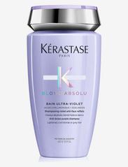 Kérastase - Blond Absolu Bain Ultra-Violet shampoo 250ML - silver shampoo - no colour - 0