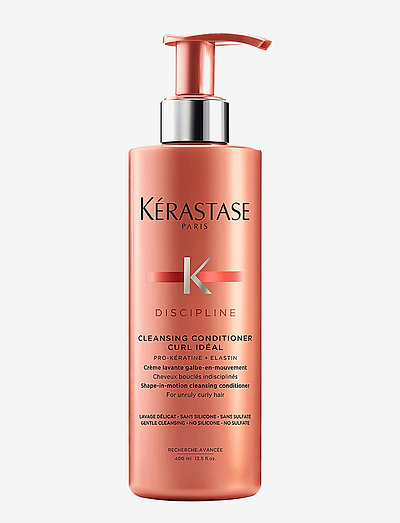 KÉRASTASE Discipline Cleansing Conditioner Curl Idéal - schampo - no colour