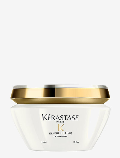 KÉRASTASE Elixir Ultime Masque - hårmasker - no colour