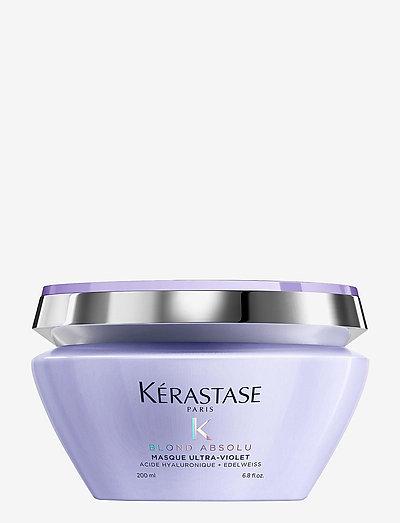 Blond Absolu Masque Ultra-Violet hair mask 200ML - hårmasker - no colour