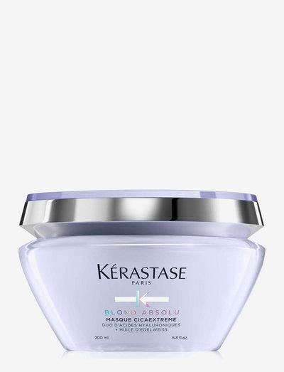Blond Absolu Masque Cicaextreme hair mask 200ML - hårmasker - clear