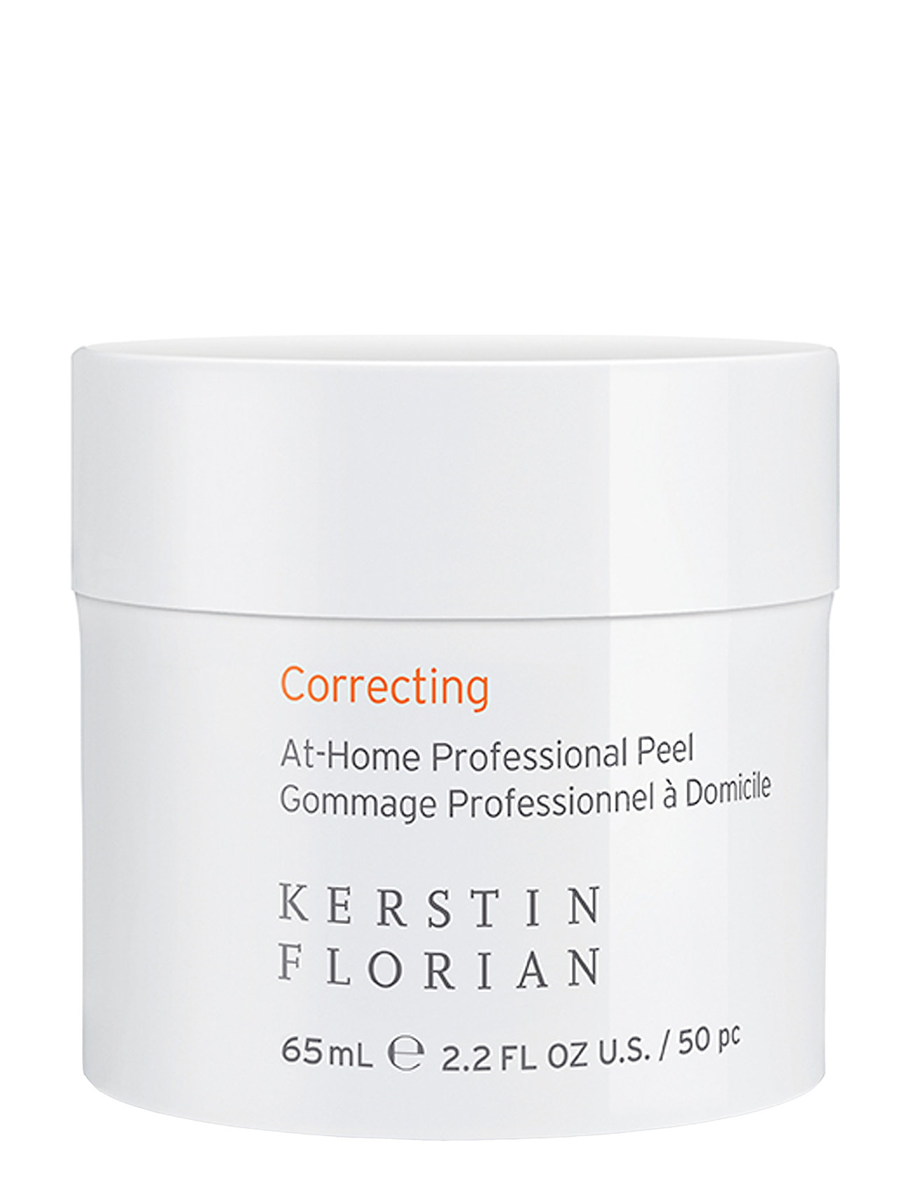 Image of Correcting At-Home Professional Peel Beauty WOMEN Skin Care Face Peelings Nude Kerstin Florian (3333557931)