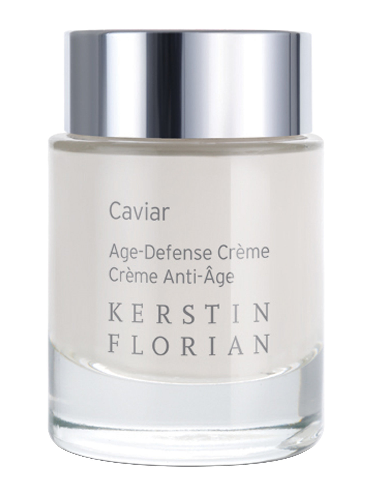 Image of Caviar Age-Defense CrèMe Fugtighedscreme Dagcreme Nude KERSTIN FLORIAN (3180060421)