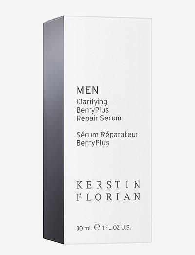 MEN Clarifying BerryPlus Repair Serum - NO COLOR