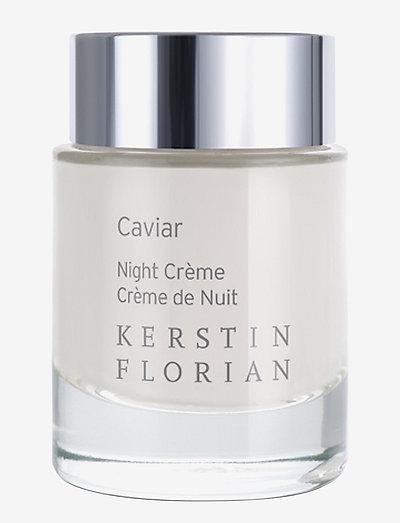 Caviar Night Crème - yövoide - no color