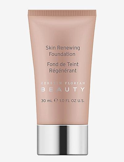 Skin Renewing Foundation - meikkivoide - warm beige