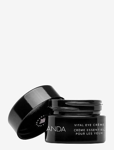 ANDA Vital Eye Crème - silmät - clear