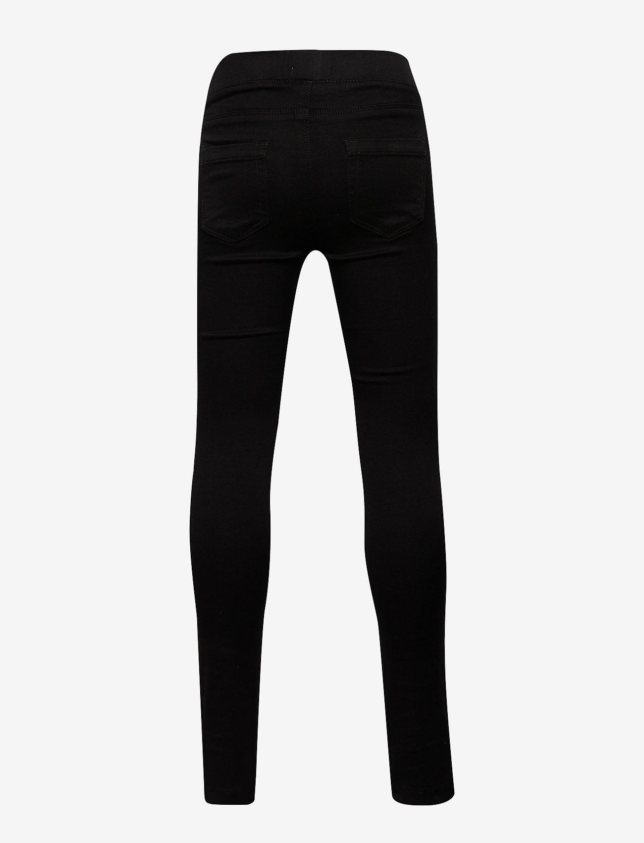 Kids Only - KONJUNE ROYAL DNM JEGGINGS 600 NOOS - leggings - black denim - 1