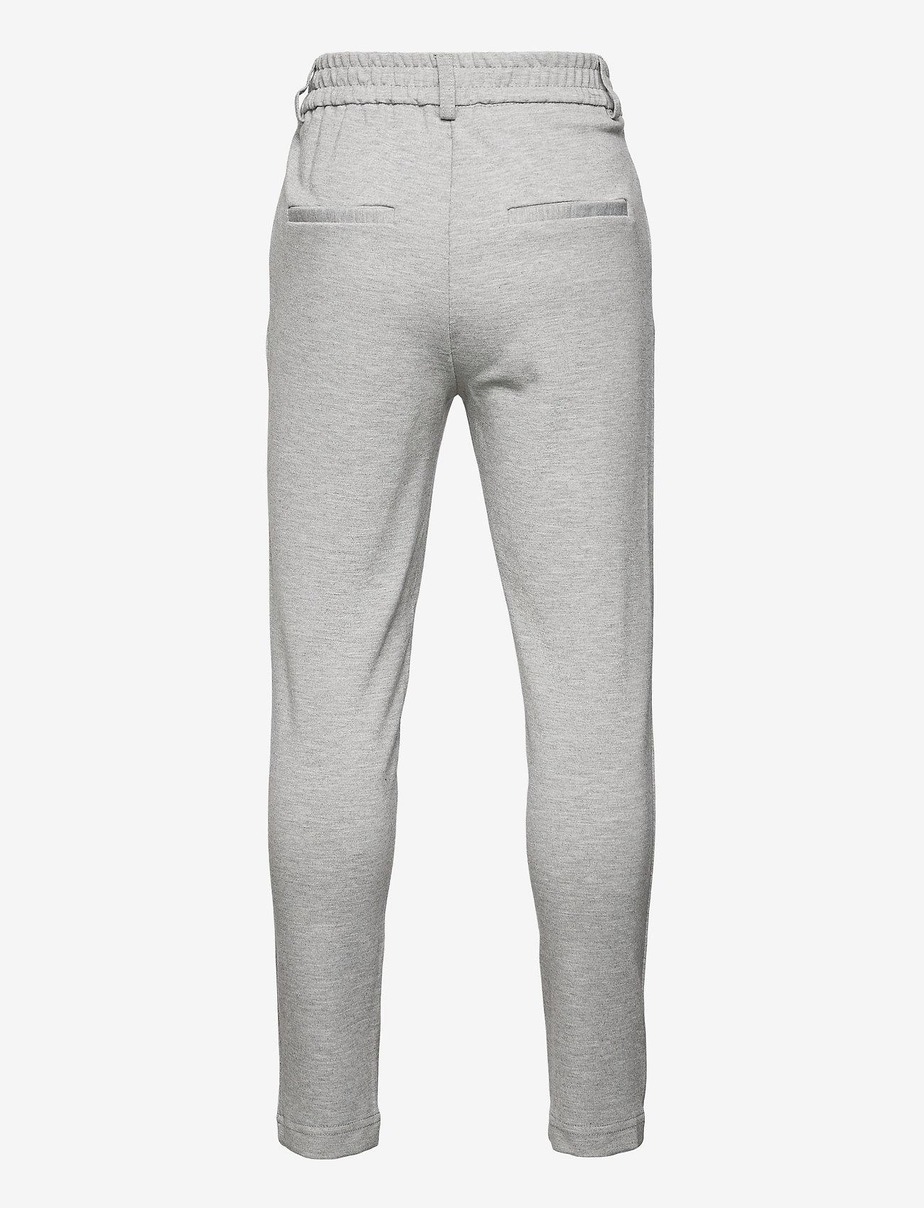 Kids Only - KONPOPTRASH EASY PANT PNT NOOS - jogginghosen - light grey melange - 1
