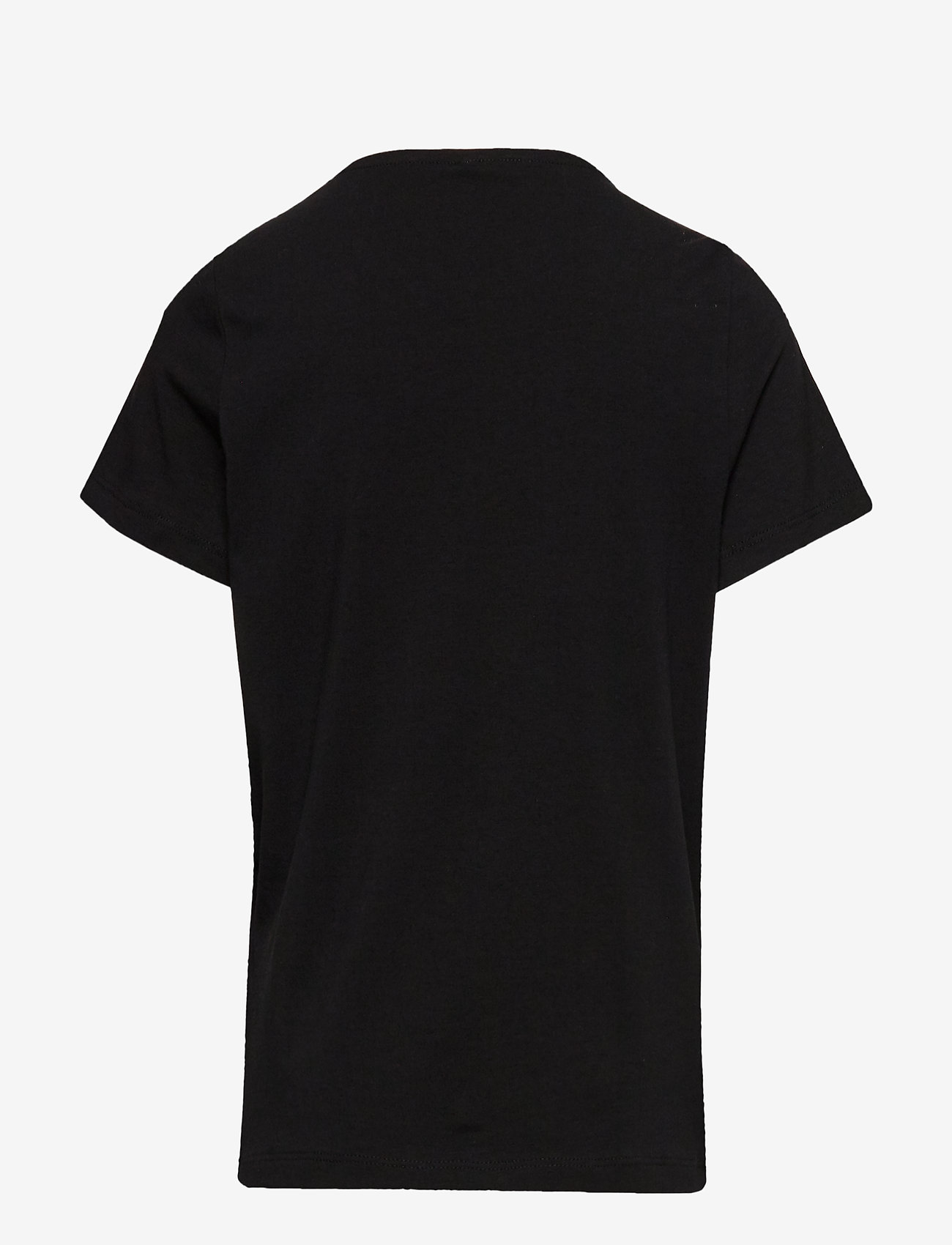 Kids Only - KONLOVE LIFE S/S TOP NOOS - t-shirts - black - 1