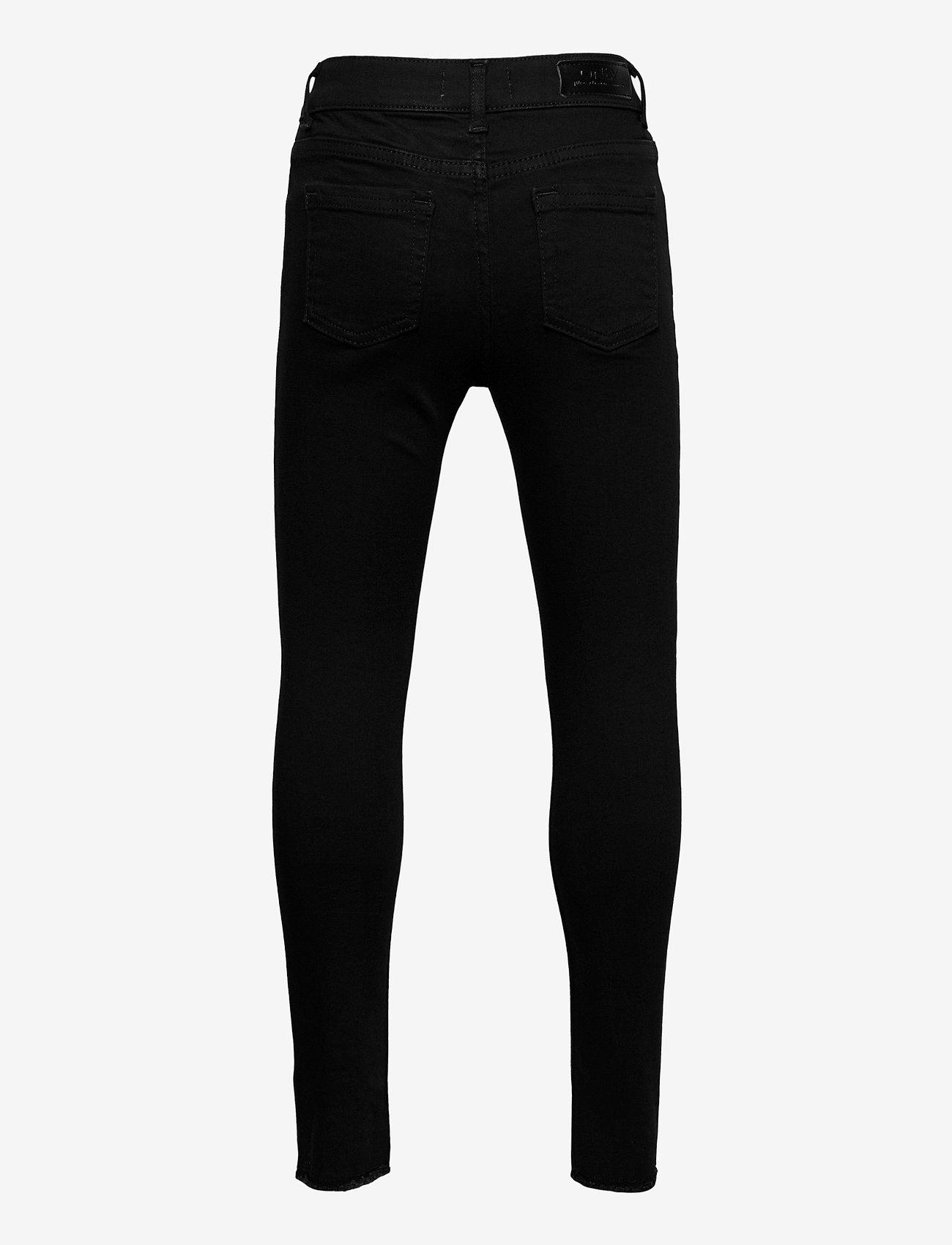 Kids Only - KONBLUSH SKINNY JEANS 2343 - jeans - black denim - 1