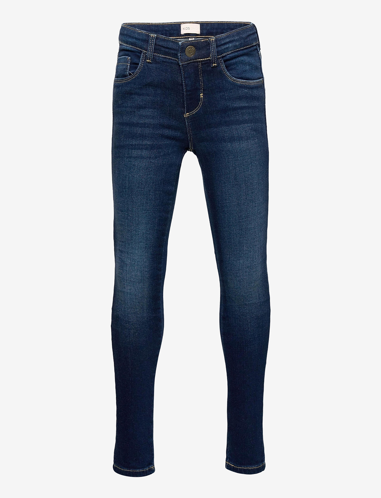 Kids Only - KONRACHEL DARK BLUE DNM JEANS NOOS - jeans - dark blue denim - 0