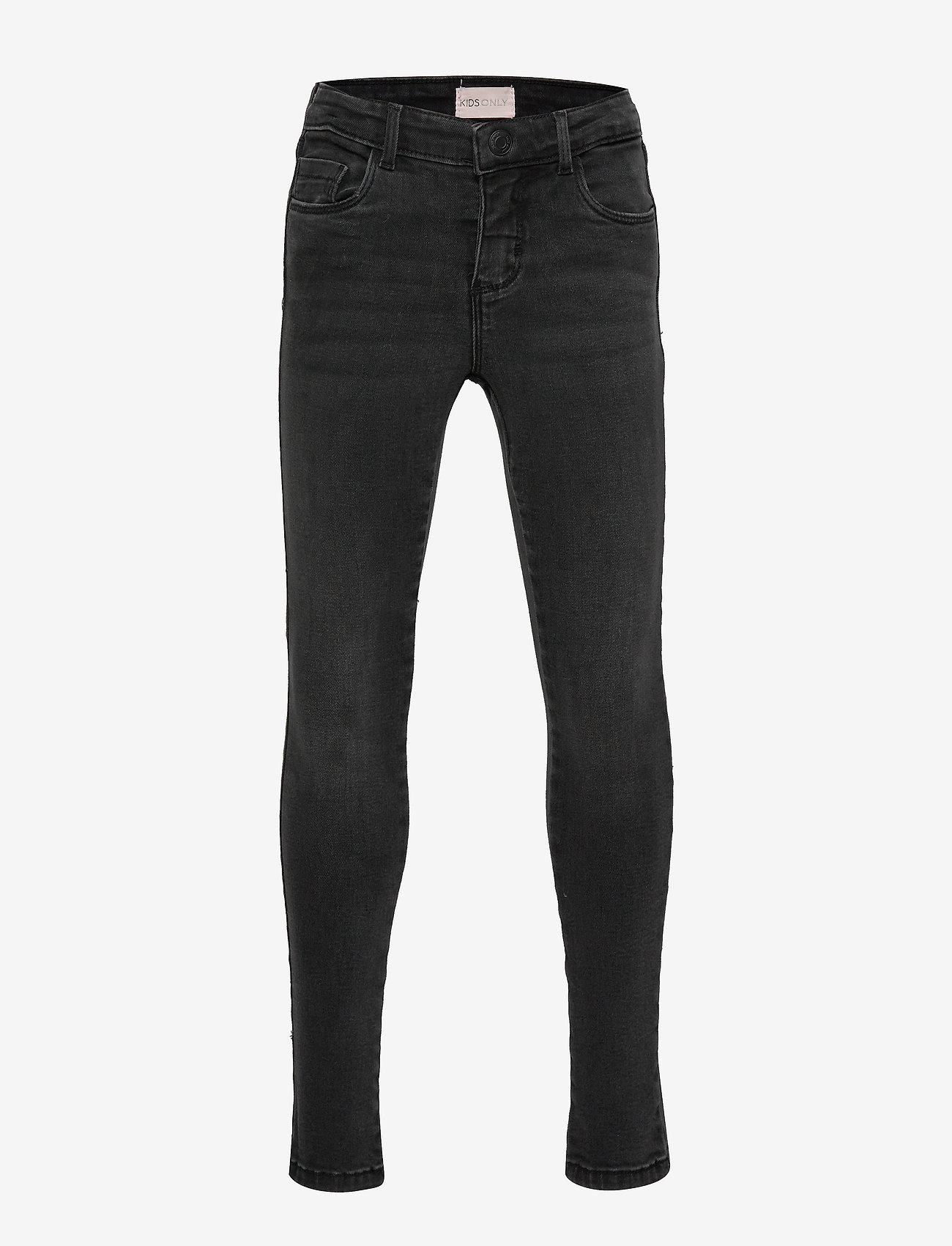 Kids Only - KONRACHEL BLACK DNM JEANS NOOS - jeans - black denim - 0
