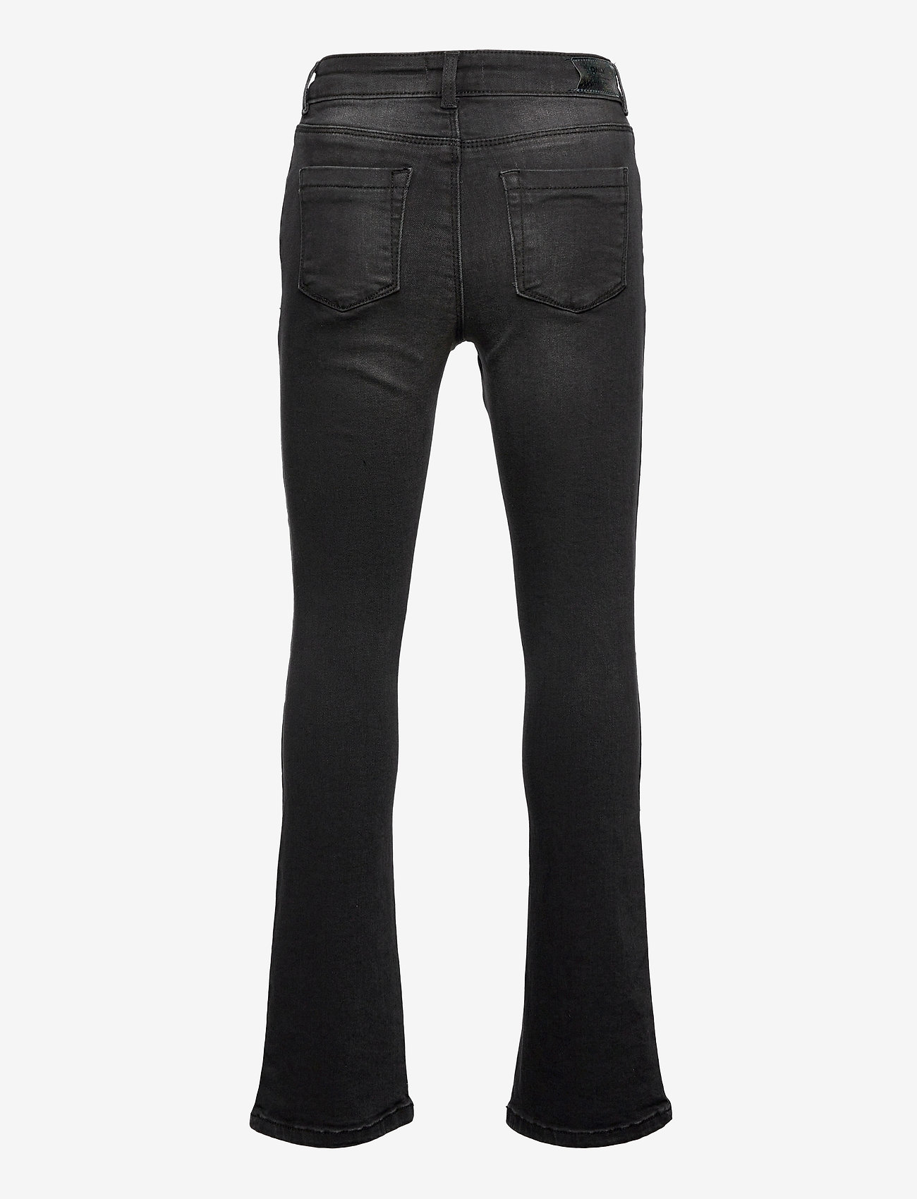 Kids Only - KONLINN FLARED DARK GREY DNM JEANS  AZG - jeans - dark grey denim - 1