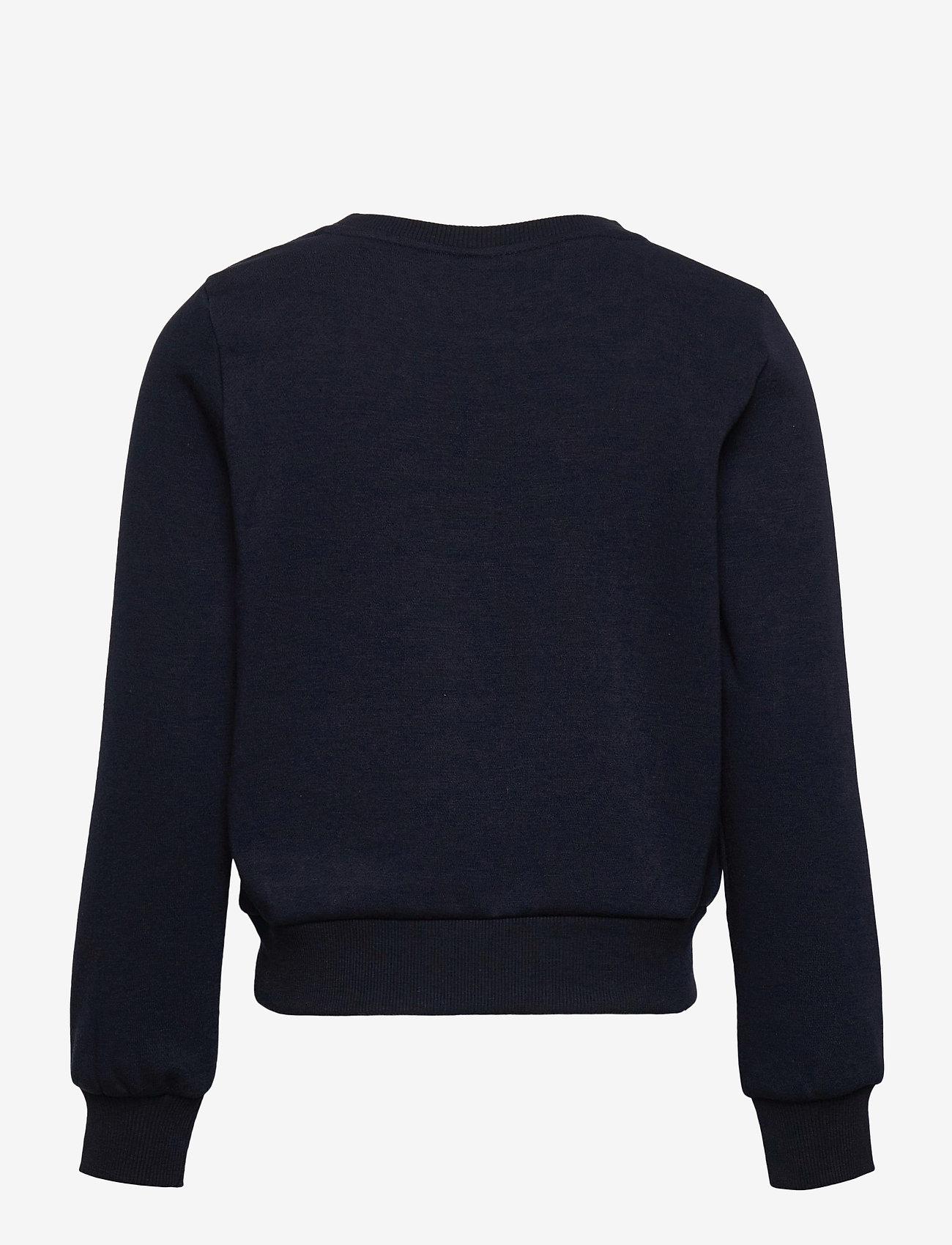 Kids Only - KONLILLIE L/S BOX SWT - sweatshirts - night sky - 1