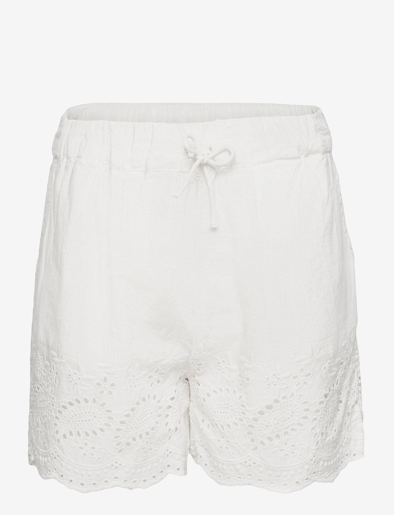 Kids Only - KONKAREN SHORTS WVN - shorts - cloud dancer - 0