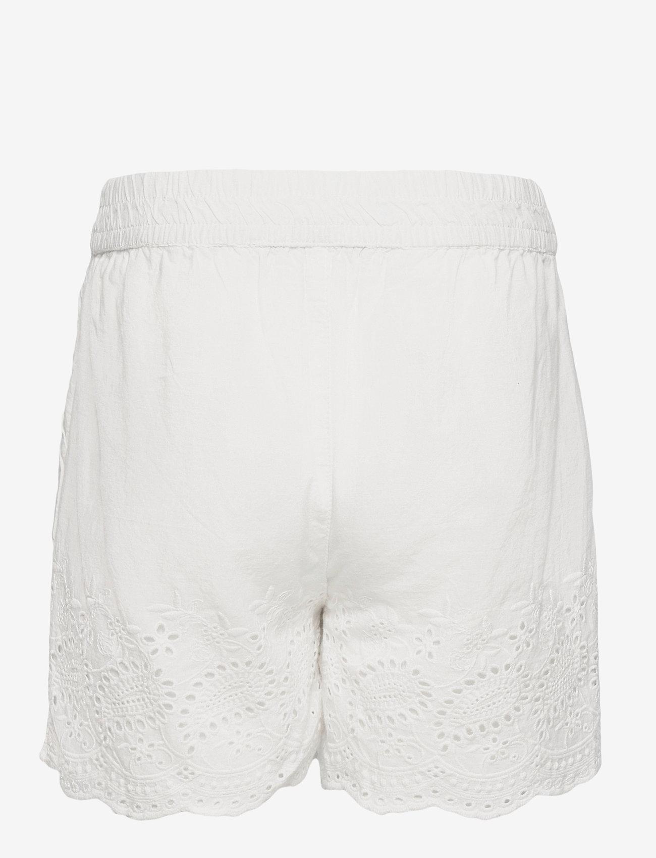 Kids Only - KONKAREN SHORTS WVN - shorts - cloud dancer - 1
