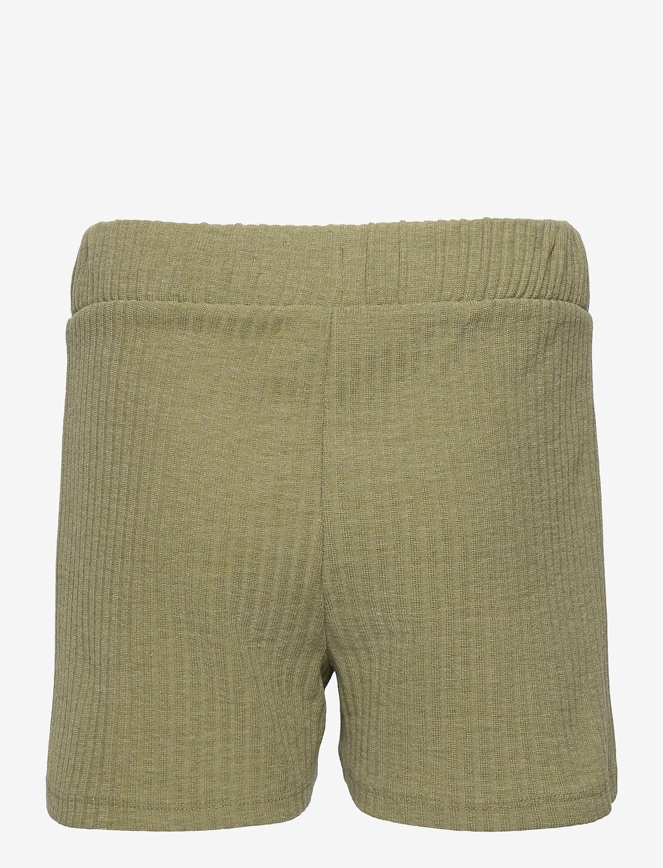 Kids Only - KONNELLA SHORTS JRS - shorts - sage - 1