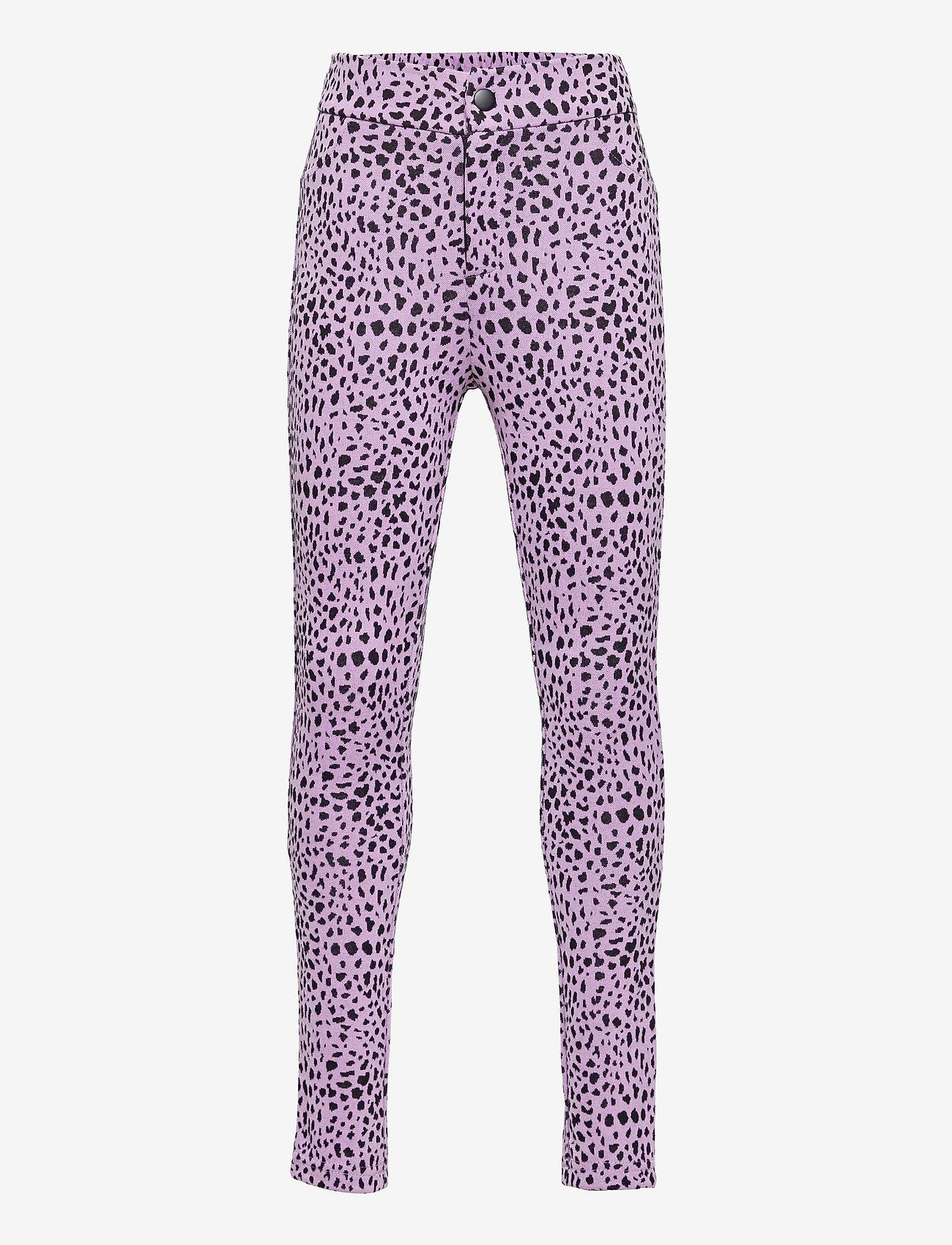 Kids Only - KONCRYSTAL PANTS CS JRS - leggings - orchid bloom - 0