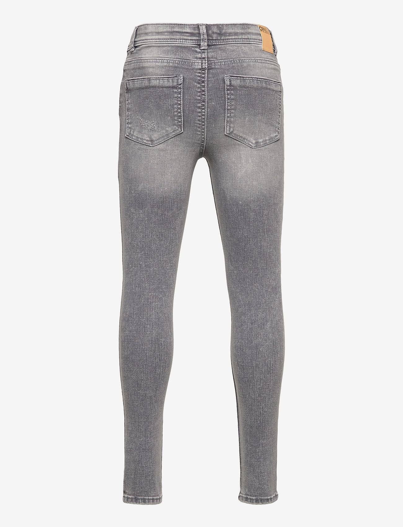 Kids Only - KONWAUW LIFE SKINNY BJ732 - jeans - grey denim - 1