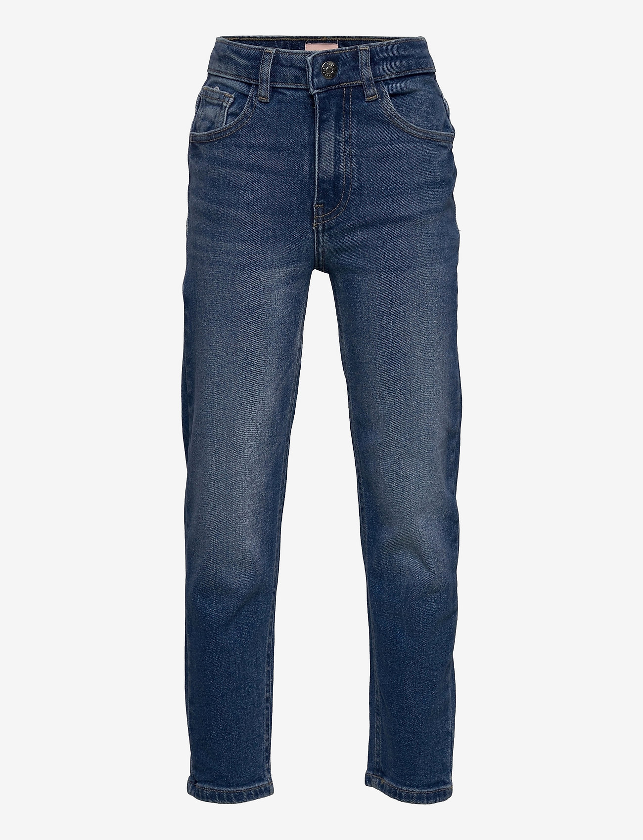 Kids Only - KONCALLA LIFE MOM FIT DNM AZG159 - jeans - medium blue denim - 0