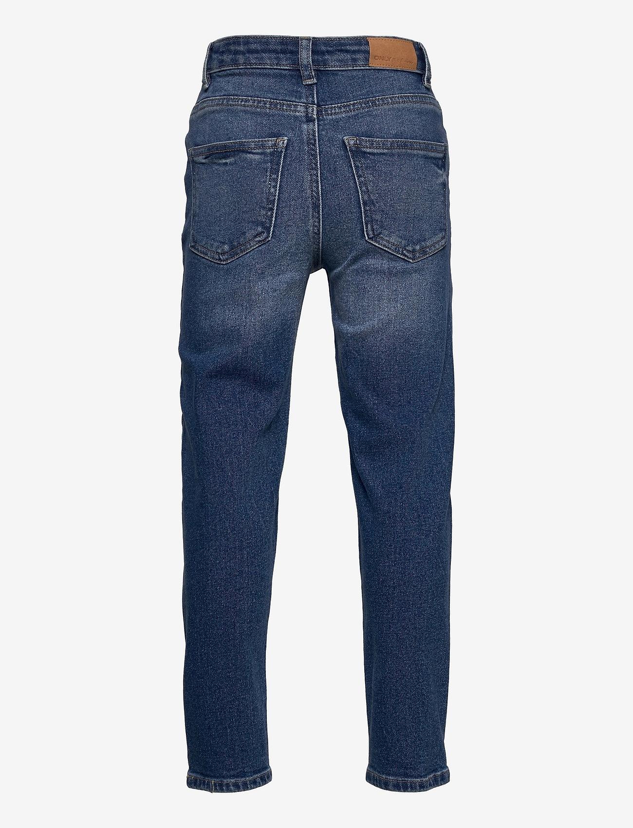 Kids Only - KONCALLA LIFE MOM FIT DNM AZG159 - jeans - medium blue denim - 1