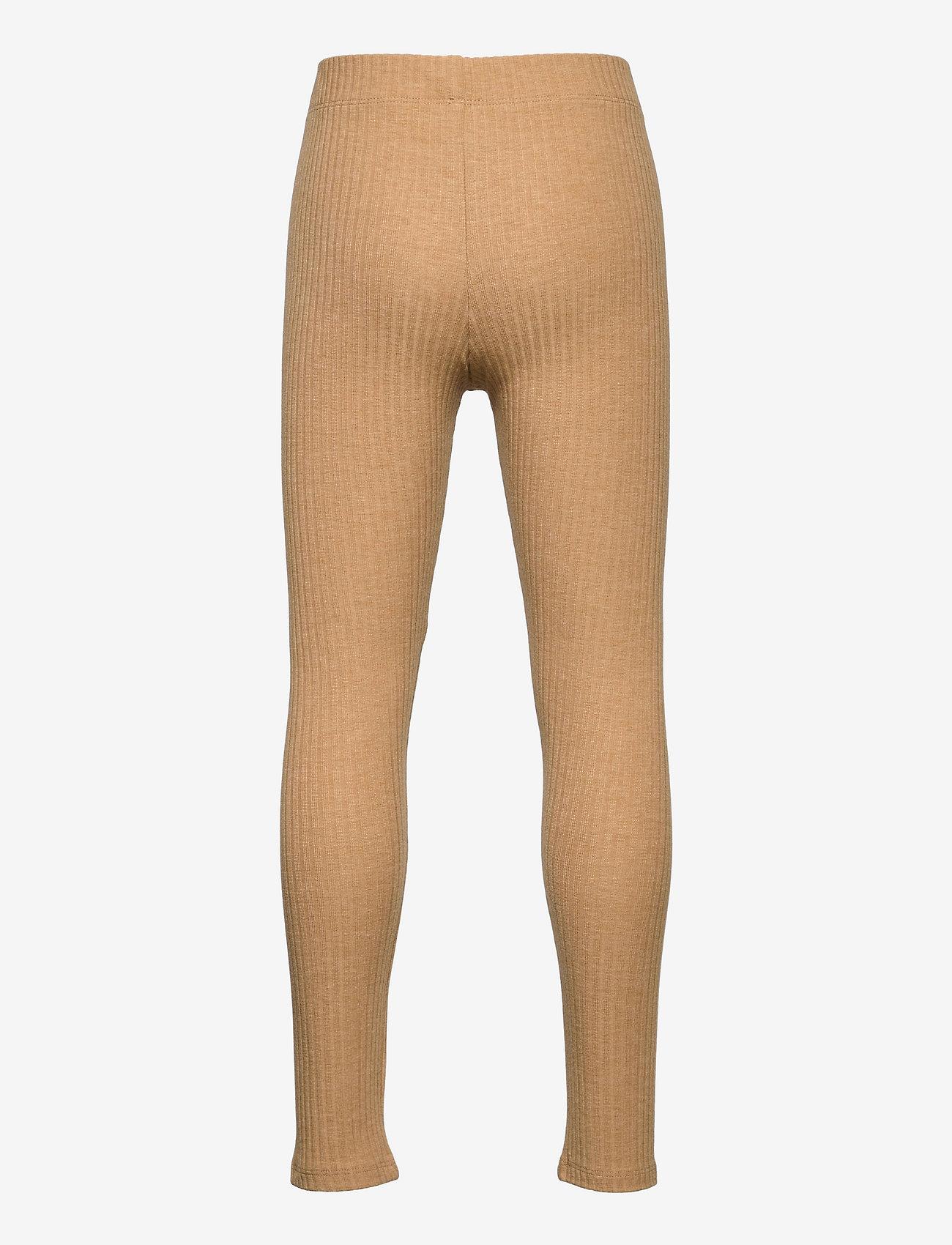 Kids Only - KONNELLA LEGGINS JRS - leggings - tannin - 1