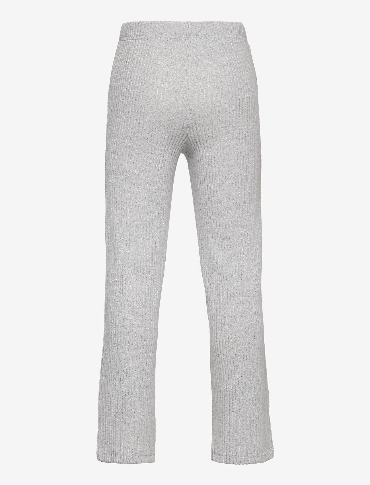 Kids Only - KONCORTNEY PANT SWT - hosen - light grey melange - 1