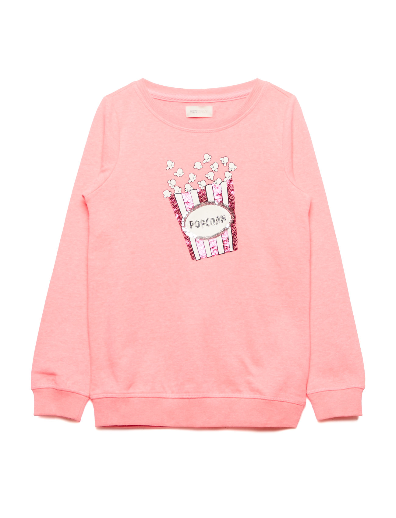 Konsound L/S O-Neck Ok Swt - Kids Only