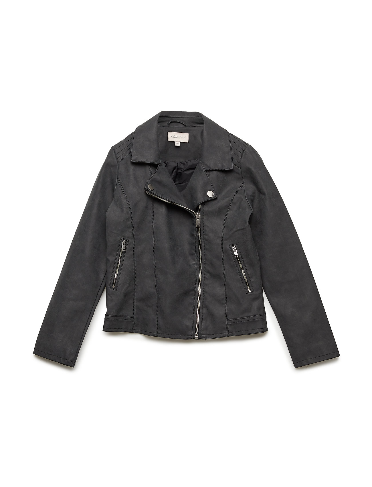 Koncarla Faux Leather Biker Otw - Kids Only