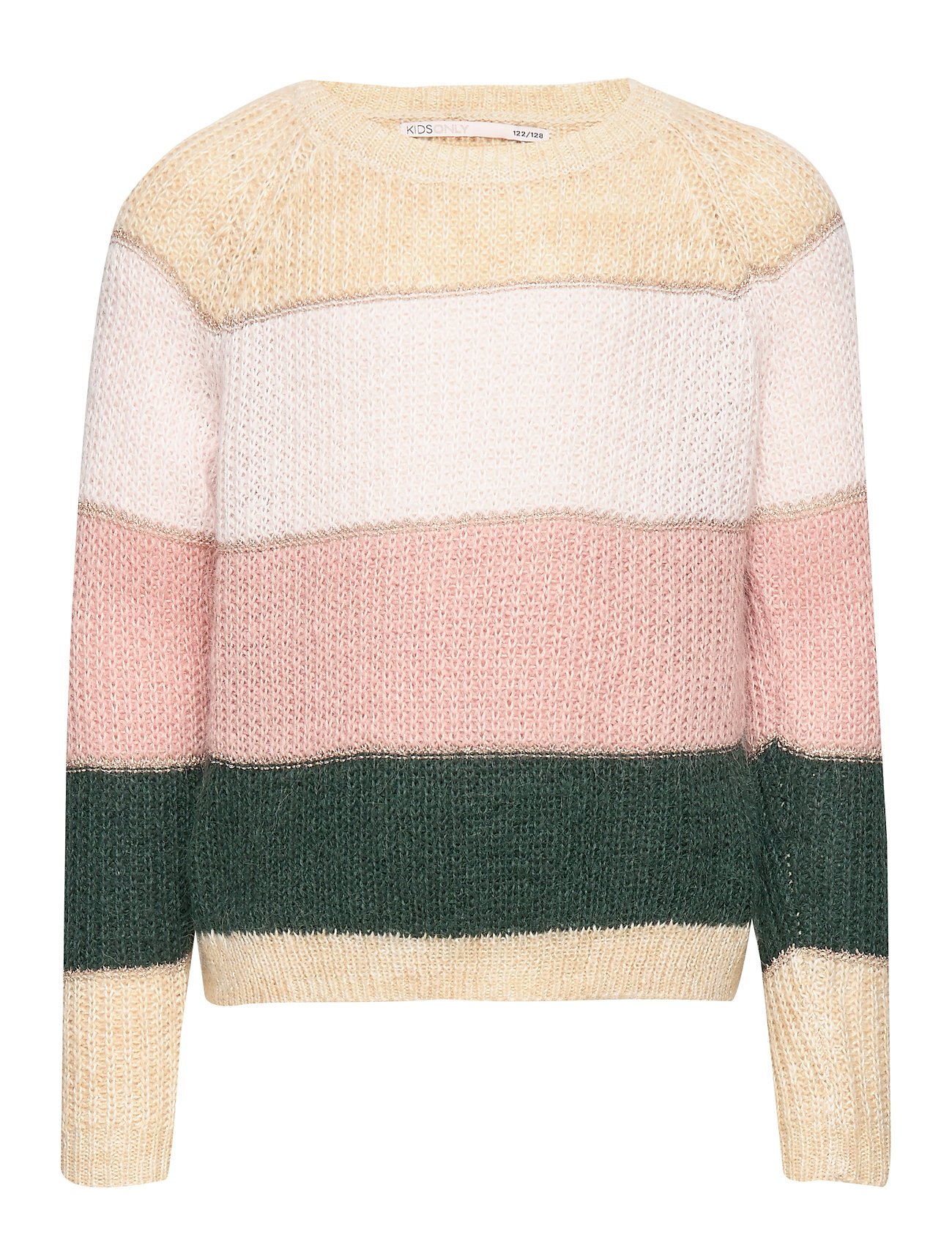 Kids Only KONMALONE L/S PULLOVER CP KNT - PUMICE STONE