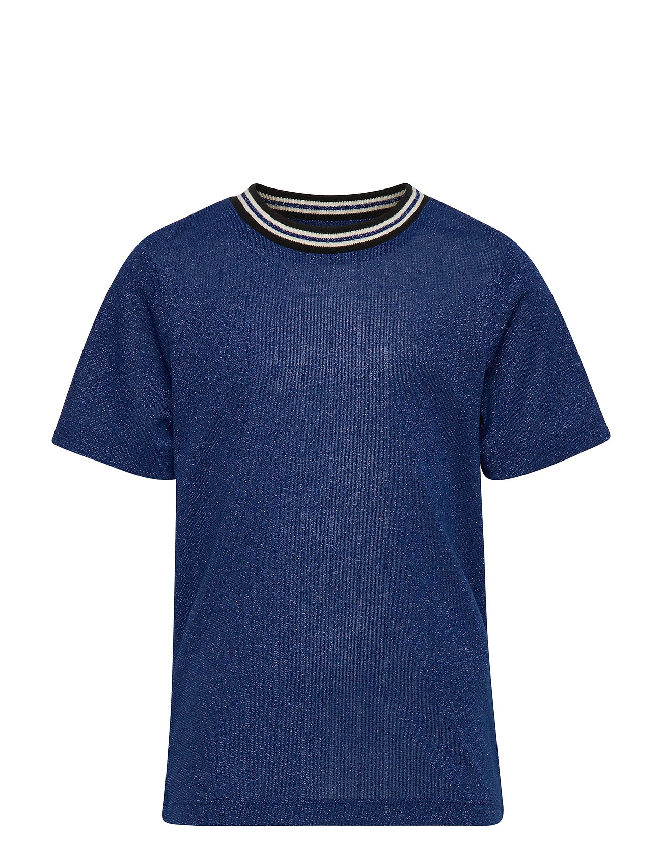 Kids Only KONSILVERY S/S RIB TOP JRS - ROYAL BLUE
