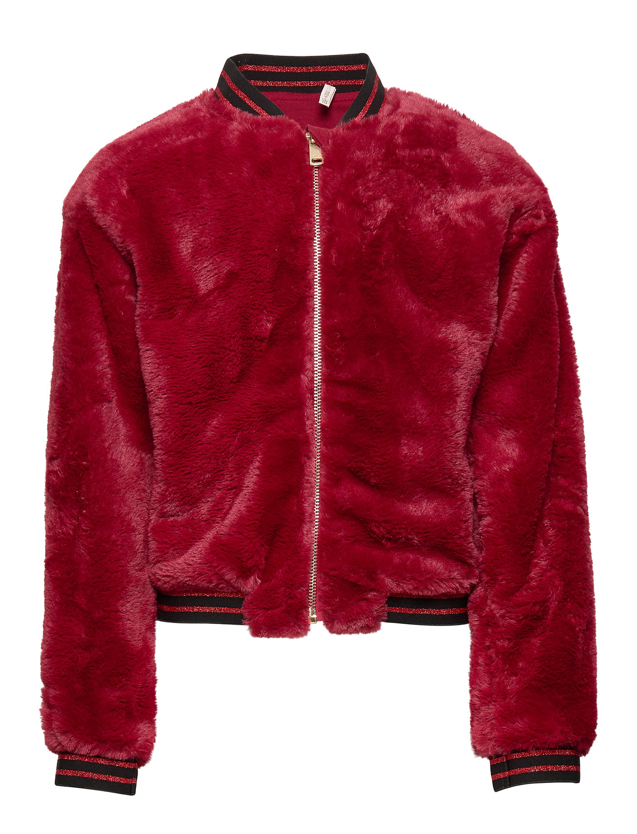 Kids Only KONJOSEPHINE L/S ZIP JACKET SWT - RIO RED